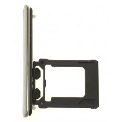 Sony Xperia XZ Premium G8141 - MicroSD holder silver - original