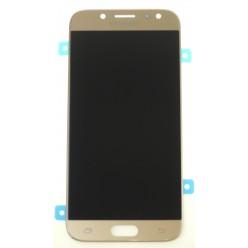 Samsung Galaxy J5 J530 (2017) - LCD displej + dotyková plocha zlatá - originál
