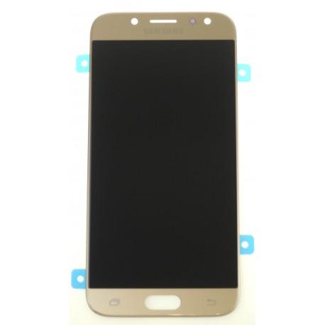 Samsung Galaxy J5 J530 (2017) LCD displej + dotyková plocha zlatá - originál