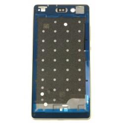 Huawei P8 Lite (ALE-L21) - Rám stredový zlatá