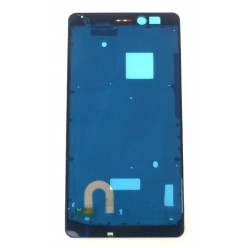 Huawei Mate S (CRR-L09) - Rám stredový čierna