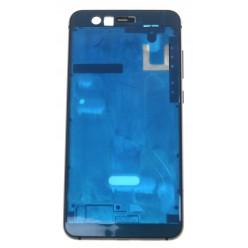 Huawei P10 Lite rám stredový čierna OEM