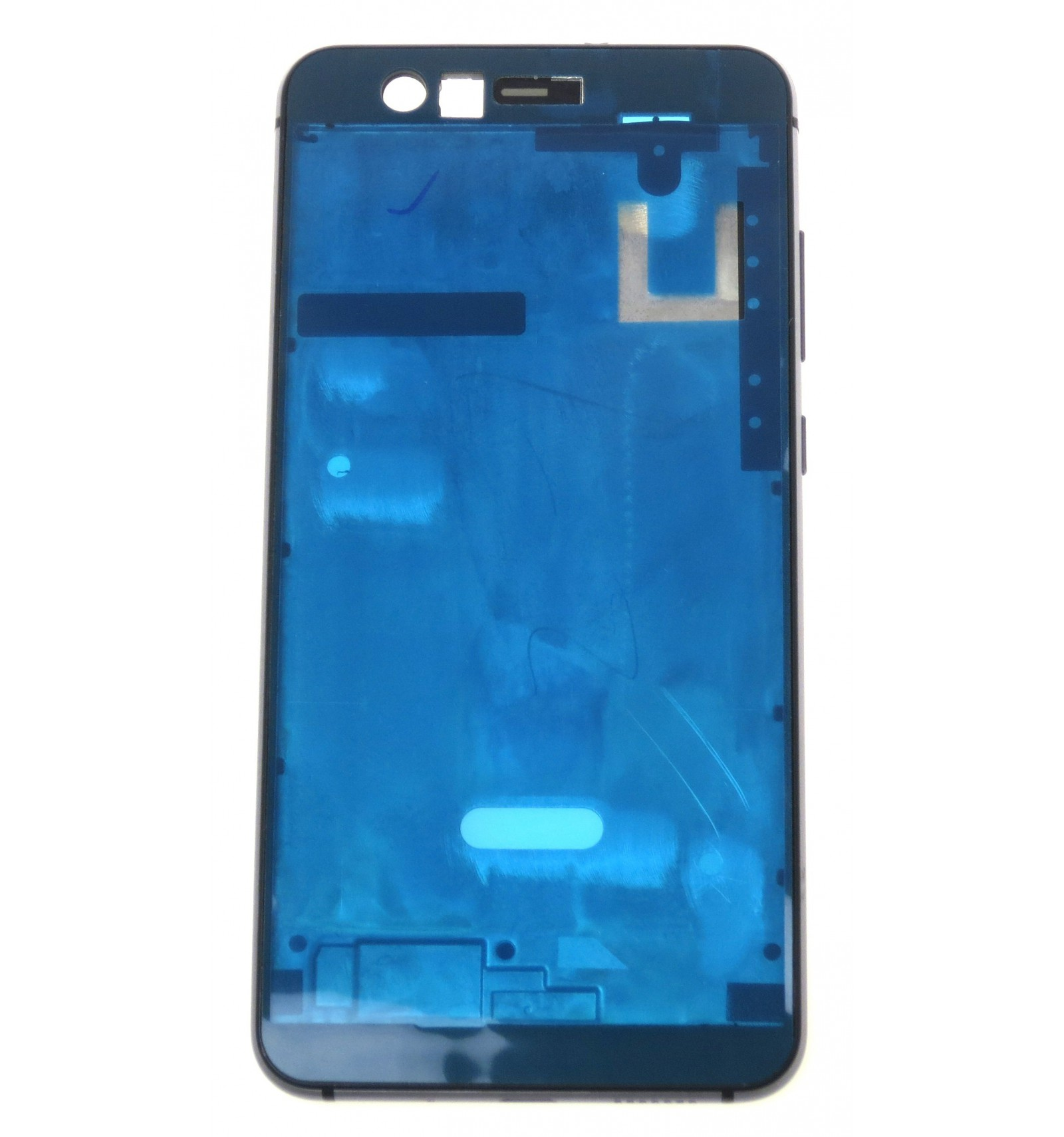 Middle frame black replacement for Huawei P10 Lite   lcdpartner com