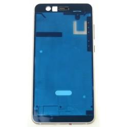 Huawei P10 Lite - Rám stredový zlatá