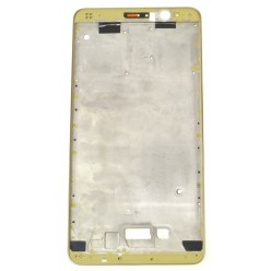 Huawei Mate 9 - Rám stredový zlatá