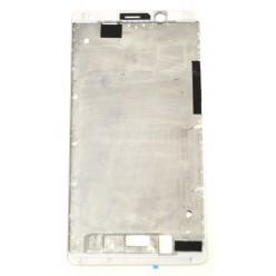 Huawei Mate 8 (NXT-L09) - Rám stredový biela