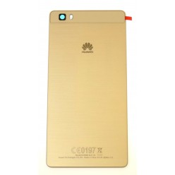 Huawei P8 Lite (ALE-L21) - Battery cover gold - original