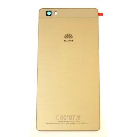 Huawei P8 Lite (ALE-L21) Battery cover gold - original