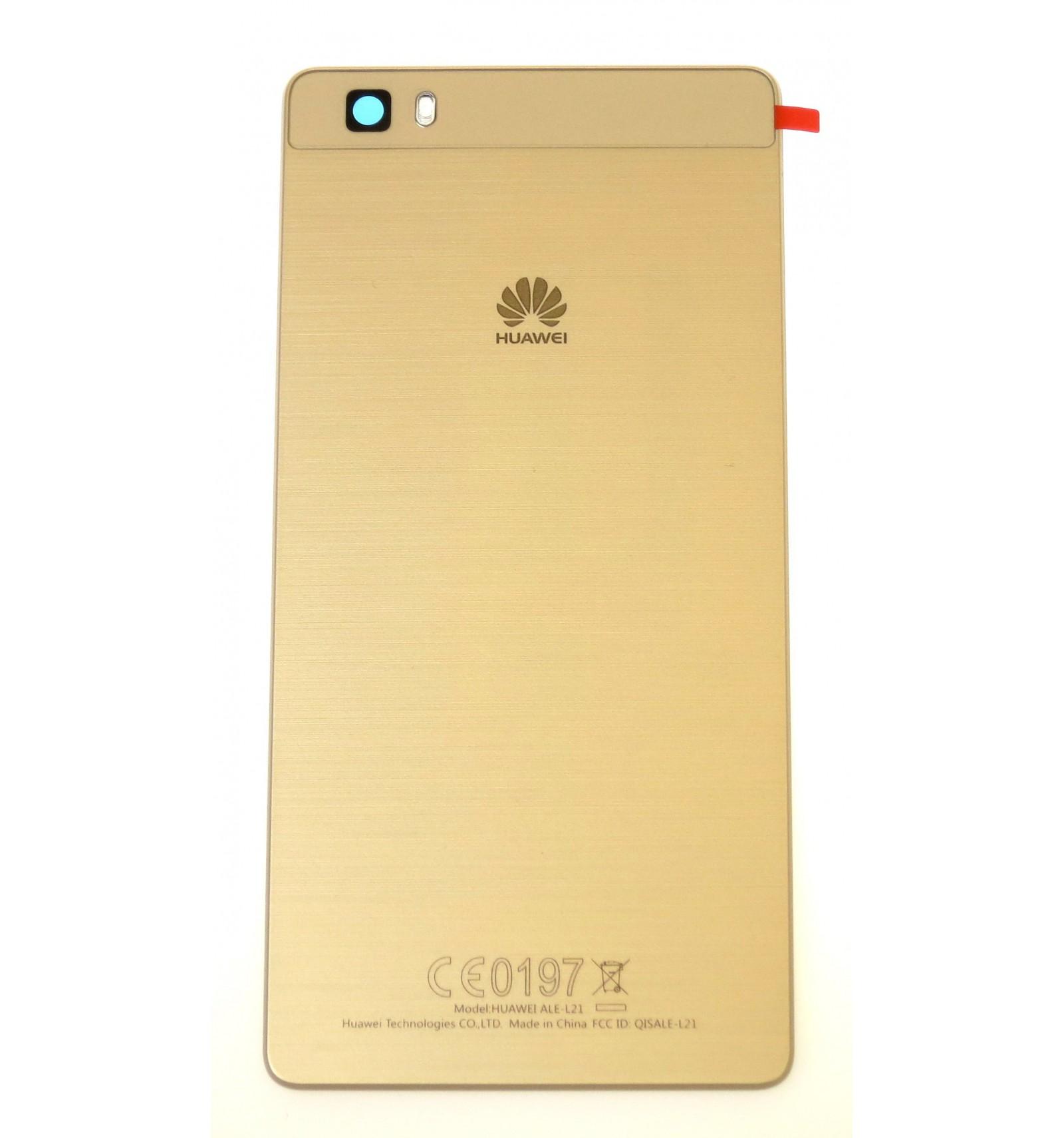 816230    02350HVT Huawei P8 Lite (ALE-L21) - Kryt zadný zlatá - originál df9f69fcee0