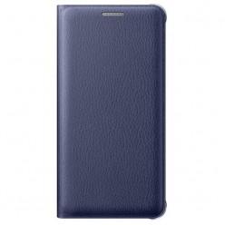 Samsung Galaxy A3 A310F (2016) - Flip wallet pouzdro černá - originál