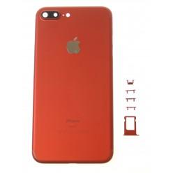 Apple iPhone 7 Plus kryt zadný červená OEM