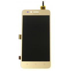 Huawei Y3 II 4G (LUA-L21) - LCD displej + dotyková plocha zlatá