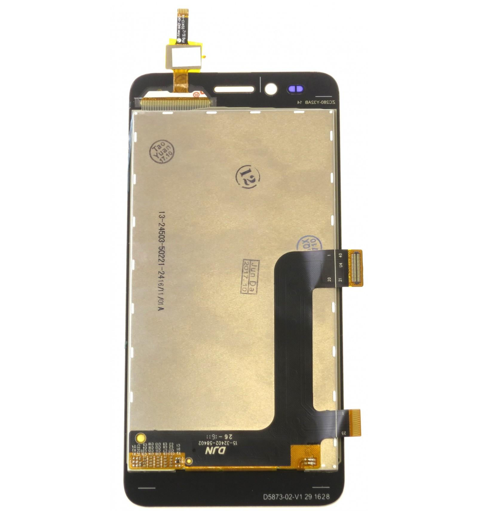 Huawei Y3 II 4G LUA L21 LCD Touch Screen Gold OEM