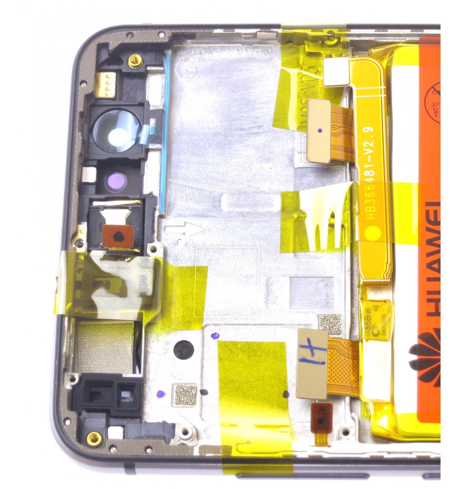 Lcd Touch Screen Frame Small Parts Black Original For Huawei Touchscreen Plus Xiaomi Redmi 3 3s 3x 3pro P10 Lite Displej Dotykov Plocha Rm Mal Diely Ierna Originl