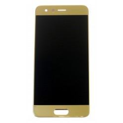 Huawei Honor 9 - LCD + touch screen gold