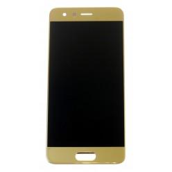 Huawei Honor 9 - LCD + touch screen gold