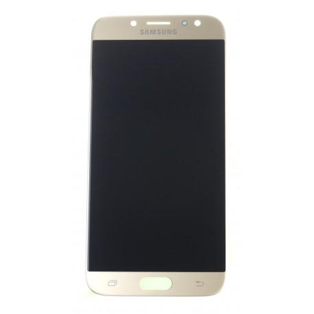 Samsung Galaxy J7 J730 (2017) LCD displej + dotyková plocha zlatá - originál