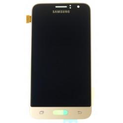 Samsung Galaxy J1 J120 (2016) LCD 2v1 zlata
