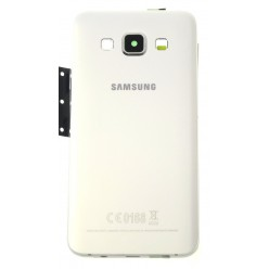 Samsung Galaxy A3 A300F - Battery cover white - original