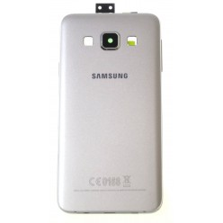 Samsung Galaxy A3 A300F - Battery cover silver - original