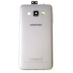 Samsung Galaxy A3 A300F Kryt zadný strieborná - originál