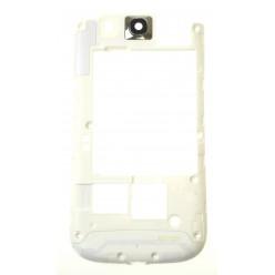 Samsung Galaxy S3 i9300 - Rám stredový biela