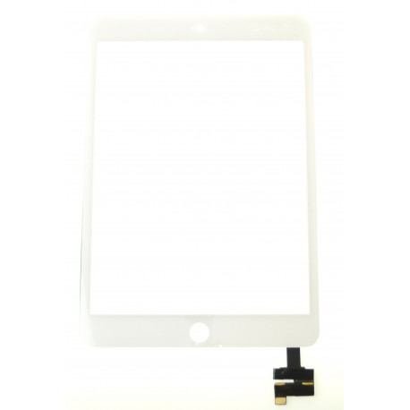 Apple iPad mini 3 Touch screen + IC connector white