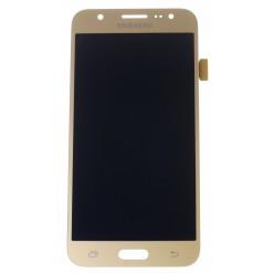 Samsung Galaxy J5 J500FN - LCD displej + dotyková plocha zlatá - originál