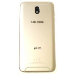 Samsung Galaxy J7 J730 (2017) - Kryt zadný zlatá - originál