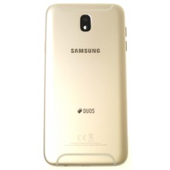 Samsung Galaxy J7 J730 (2017) - Battery cover gold - original