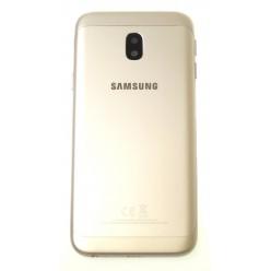 Samsung Galaxy J3 J330 (2017) - Battery cover gold - original