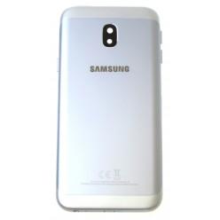 Samsung Galaxy J3 J330 (2017) - Kryt zadní stříbrná - originál