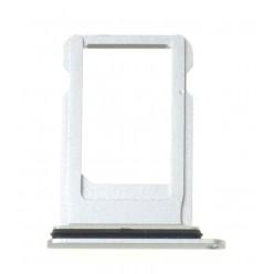 Apple iPhone 8 - Držiak sim strieborná - originál
