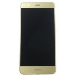 Huawei P10 Lite LCD displej + dotyková plocha + rám zlatá OEM