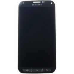 Samsung Galaxy S5 Active G870A - LCD + touch screen black - original