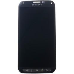 Samsung Galaxy S5 Active G870A - LCD displej + dotyková plocha černá - originál