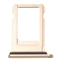 Apple iPhone 8 Plus - Držiak sim zlatá