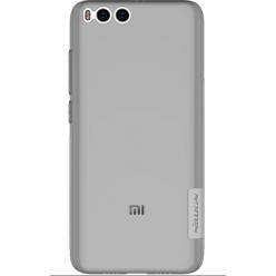 Xiaomi Mi 6 - Nillkin Nature TPU pouzdro šedá
