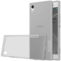 Sony Xperia XA1 Ultra G3221, Dual G3212 - Nillkin Nature TPU cover gray