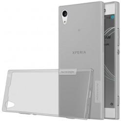 Sony Xperia XA1 Ultra G3221, Dual G3212 - Nillkin Nature TPU pouzdro šedá