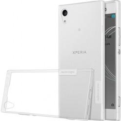 Sony Xperia XA1 Ultra G3221, Dual G3212 - Nillkin Nature TPU puzdro priesvitná