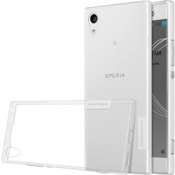 Sony Xperia XA1 Ultra G3221, Dual G3212 - Nillkin Nature TPU pouzdro průsvitná