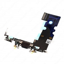 Apple iPhone 8 - Charging flex black