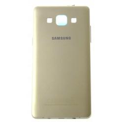 Samsung Galaxy A5 A500F - Battery cover gold - original