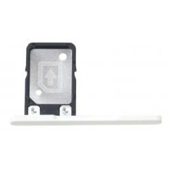 Sony Xperia XA1 G3121 - SIM holder white - original