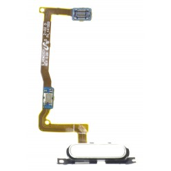 Samsung Galaxy Alpha G850F - Flex homebutton biela - originál