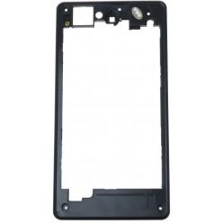 Sony Xperia Z1 compact D5503 - Rám stredový čierna