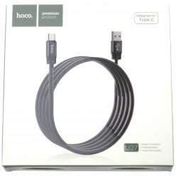 hoco. U27 typ-C kábel čierna