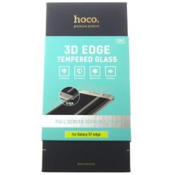 hoco. Samsung Galaxy S7 Edge G935F 3D temperované sklo priesvitná