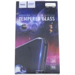 hoco. Apple iPhone X 3D HD temperované sklo čierna